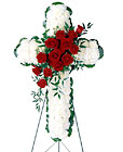 Cross Spray from Fields Flowers in Ashland, KY