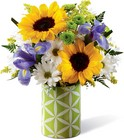 The FTD Sunflower Sweetness Bouquet from Fields Flowers in Ashland, KY