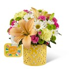 The FTD Brighter Than Bright Bouquet by Hallmark from Fields Flowers in Ashland, KY
