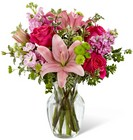 The FTD Pink Posh Bouquet from Fields Flowers in Ashland, KY