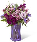 The FTD Purple Presence Bouquet from Fields Flowers in Ashland, KY