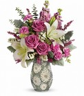 Teleflora's Blooming Spring Bouquet  from Fields Flowers in Ashland, KY