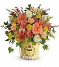 Teleflora's Country Spring Bouquet from Fields Flowers in Ashland, KY