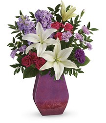 Teleflora's Regal Blossoms Bouquet from Fields Flowers in Ashland, KY