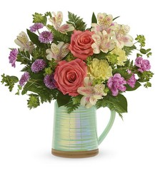 Pour on the Beauty Bouquet from Fields Flowers in Ashland, KY