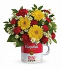 Campbell's Healthy Wishes by Teleflora from Fields Flowers in Ashland, KY