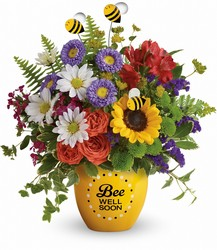 Teleflora's Garden Of Wellness Bouquet from Fields Flowers in Ashland, KY