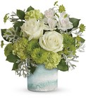 Seaside Roses Bouquet from Fields Flowers in Ashland, KY