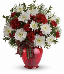Teleflora's Joyful Gesture Bouquet from Fields Flowers in Ashland, KY